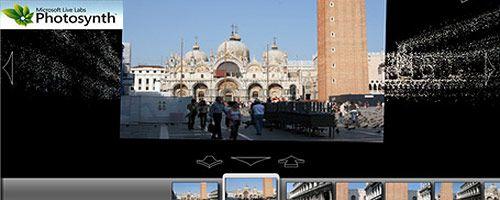 3D scene iz Vaših digitalnih fotografija