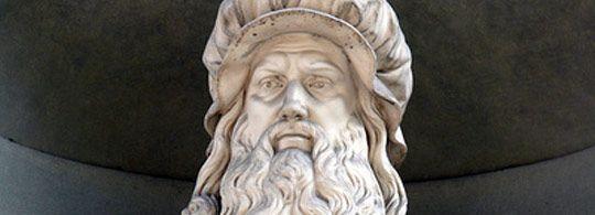 Besplatna digitalna arhiva: Leonardo Da Vinci