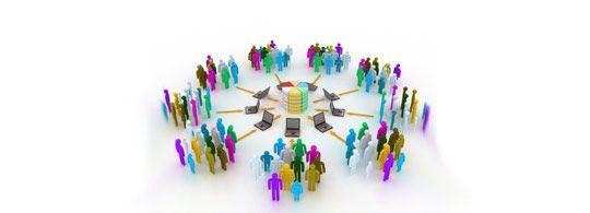 Vertikalne i horizontalne strukture organizacija