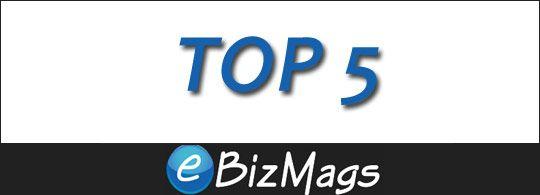 eBizMags: Top 5 tekstova u mjesecu lipnju
