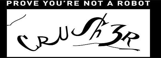 CAPTCHA: Umjetna inteligencija protiv izvorne gluposti