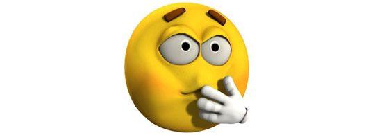 Koji je smisao isticanja, ako je istaknuto sve osim veznika?!