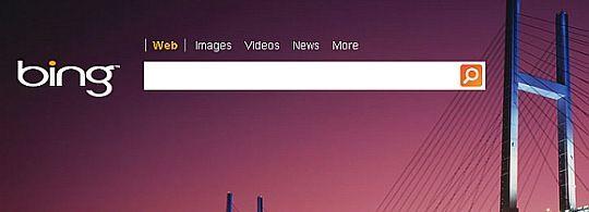 Bing: nova prilika za profit
